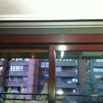 Estor para salon en piso de Bilbao, Bizkaia