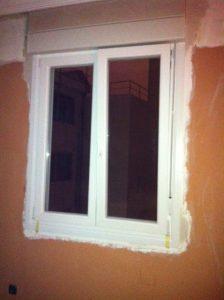 Cambio de ventanas en salón, cocina y dormitorio, Bilbao