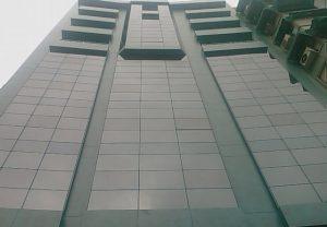 Hotel en Torrevieja, reforma de fachada