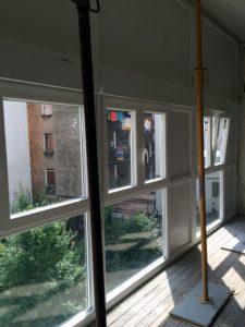 Colocación de ventanas en Bilbao, Bizkaia