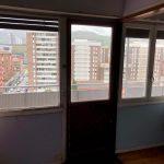 Colocación de ventanales