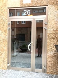 Puertas para portales